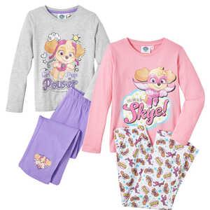 Mädchen-Schlafanzug »PAW Patrol«