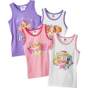Mädchen-Unterhemden »PAW Patrol«