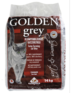 Katzenstreu »grey«, Feinkörnung
