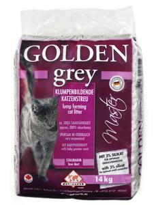 Katzenstreu »Grey«, Feinkörnig