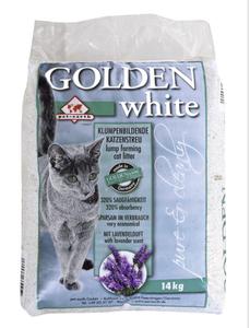 Katzenstreu »White«, Feinkörnig
