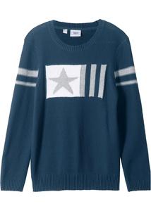 Pullover mit Stern