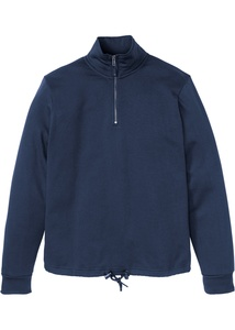Sweatshirt mit Komfortschnitt