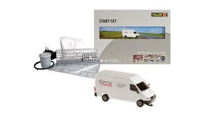 Faller car system 161504 - H0 Start-Set MB Sprinter