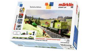 """Märklin 29652 - Märklin Start up - Startpackung """"Landwirtschaftszug"""". 230 Volt"""