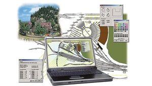 BUSCH 2810 SOFTWARE - PC-Rail für Windows