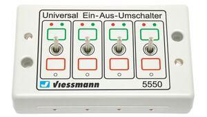 Viessmann 5550 - Universal-Ein-Aus-Umschalter