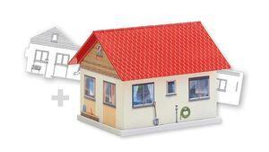 Faller 150190 - H0 - BASIC Einfamilienhaus, inkl. 1 Bemalvariante