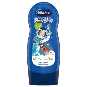 Bübchen Shampoo und Duschgel Weltraum-Star 230ml