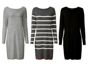 ESMARA® Pulloverkleid, gerader Schnitt, enthält Viskose