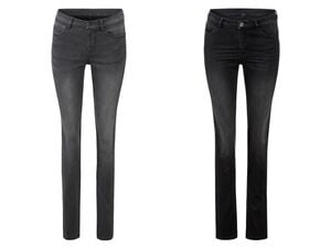 ESMARA® Skinny Jeans Damen, 5-Pocket-Style, Skinny Fit, hoher Baumwollanteil, mit Elasthan