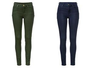 ESMARA® Jeans Damen, Super Skinny Fit, Super-Stretch, im 5-Pocket-Style, mit Elasthan