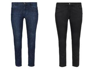 ESMARA® Jeans Damen, Super Skinny Fit, Po-Push-up-Effekt,  im 5-Pocket-Style, mit Elasthan