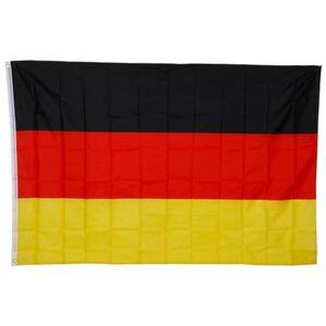 Große Deutschlandfahne 120x180cm