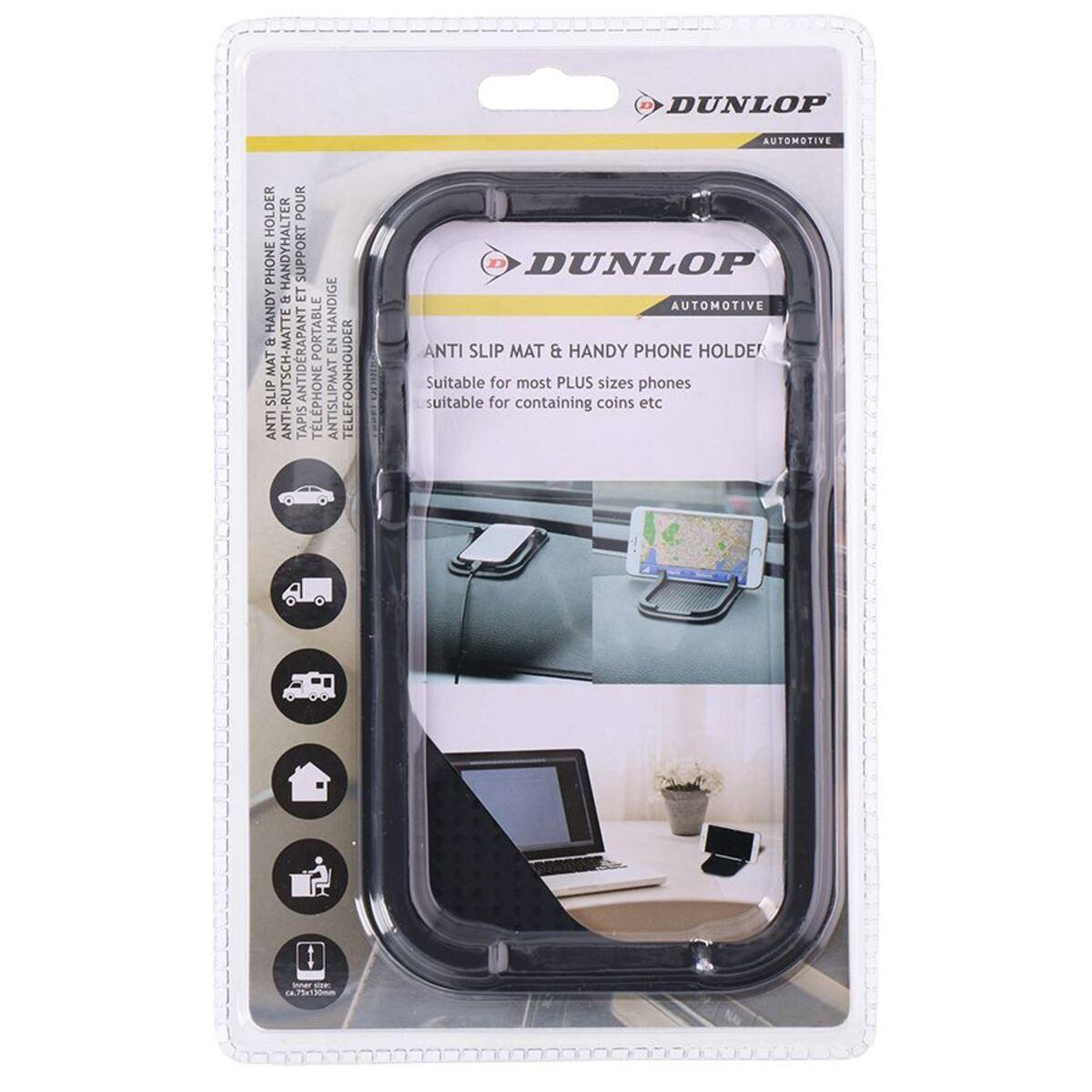 Bild 2 von Dunlop Anti-Rutschmatte & Auto-Handyhalter