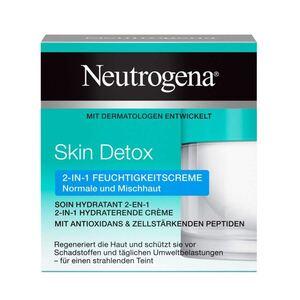 Neutrogena Skin Detox 2-in-1 Feuchtigkeitscreme 50ml