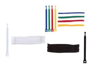 Klett- Kabelbinder, 30- teilig