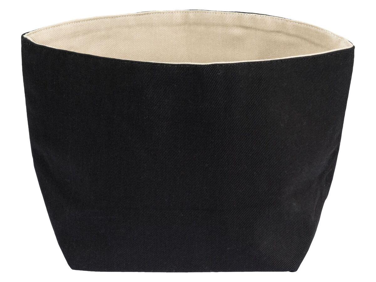 Bild 2 von ERNESTO® Brotkorb, faltbar, lebensmittelecht, Obermaterial aus Baumwolle