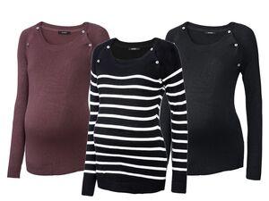 ESMARA® Umstandsmode, Pullover, Feinstrickqualität, mit Stillfunktion, mit Viskose