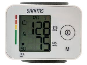SANITAS Blutdruckmessgerät Handgelenk