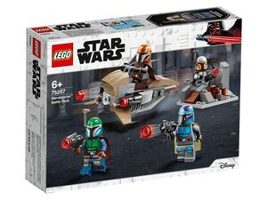 LEGO® Star Wars 75267 Mandalorianer™ Battle Pack