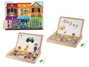 PLAYTIVE® Puzzle, ab 1 Jahr, aus Echtholz