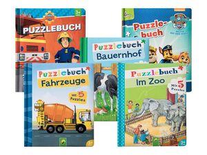 Kinder Puzzlebücher