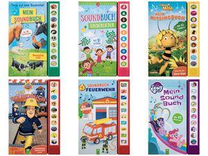 Kinder Soundbücher