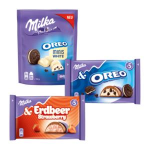 Milka Schokoladen Riegel