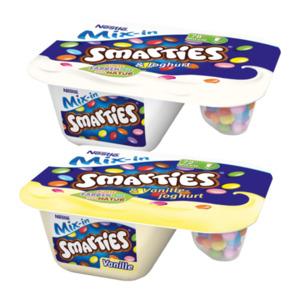 Mix-in Smarties