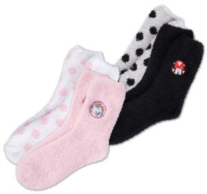 MINNNIE MOUSE oder PUMMEL EINHORN Damen-Socken