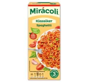 MIRÁCOLI Pastagericht Spaghetti