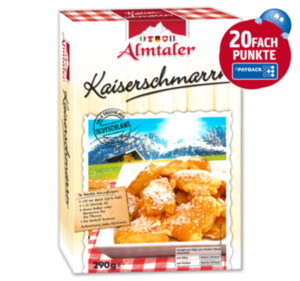 ALMTALER Kaiserschmarrn