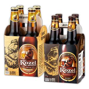 Kozel Premium Lager / Dark