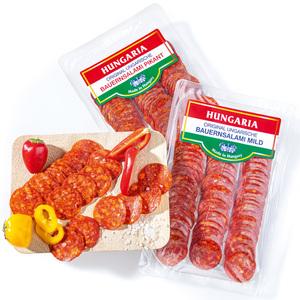 Hungaria Original ungarische Bauernsalami