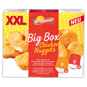 Gut Langenhof Chicken Nuggets XXL