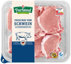 K-PURLAND  XXL-Packung Schweinekotelett