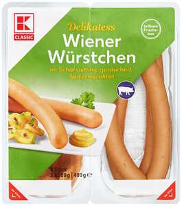 K-CLASSIC  Delikatess-Wiener