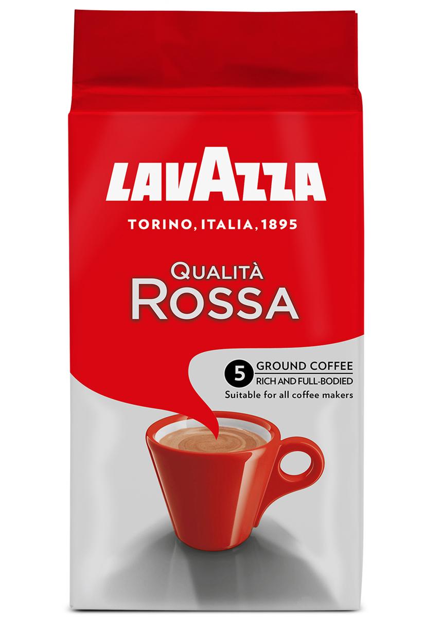 Bild 2 von Lavazza Qualita Rossa Filterkaffee 250 g