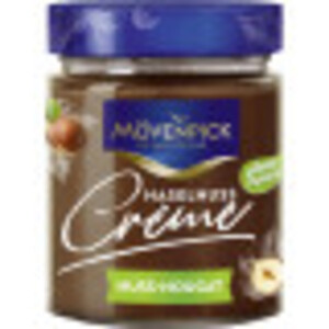 Mövenpick Haselnuss Creme Nuss-Nougat 300 g