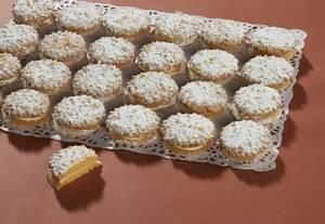 Creme-Spritzgebäck Poffertjes, Vanille-Geschmack, 3 x 200 g