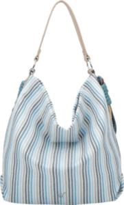 Vleder-Bag Handtasche MAJA blau
