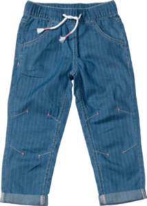 ALANA Kinder Hose, Gr. 92, in Bio-Baumwolle, blau, weiß