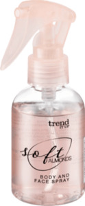 trend IT UP Gesichts-und Körperspray Soft Almonds Body + Face Spray
