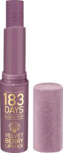 183 DAYS by trend IT UP Lippenstift Velvet Berry Lipstick 020