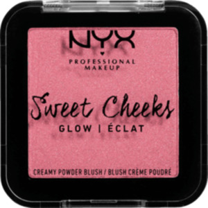 NYX PROFESSIONAL MAKEUP Rouge Sweet Cheeks Blush Glowy Rose & Play 08