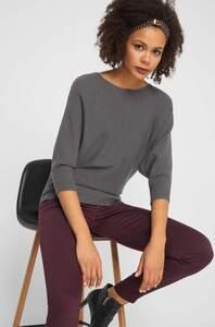 Pullover mit ¾-Ärmeln