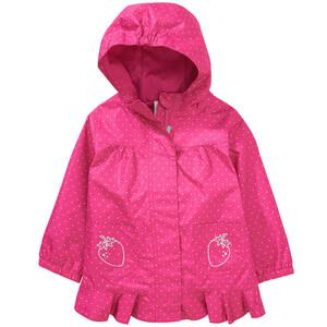 Baby Regenjacke mit Volant