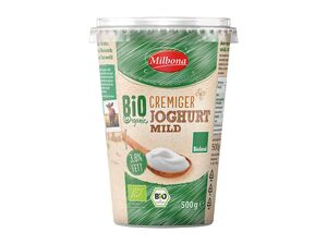 Bioland-Joghurt, mild