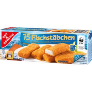 Gut & Günstig 15 Fischstäbchen